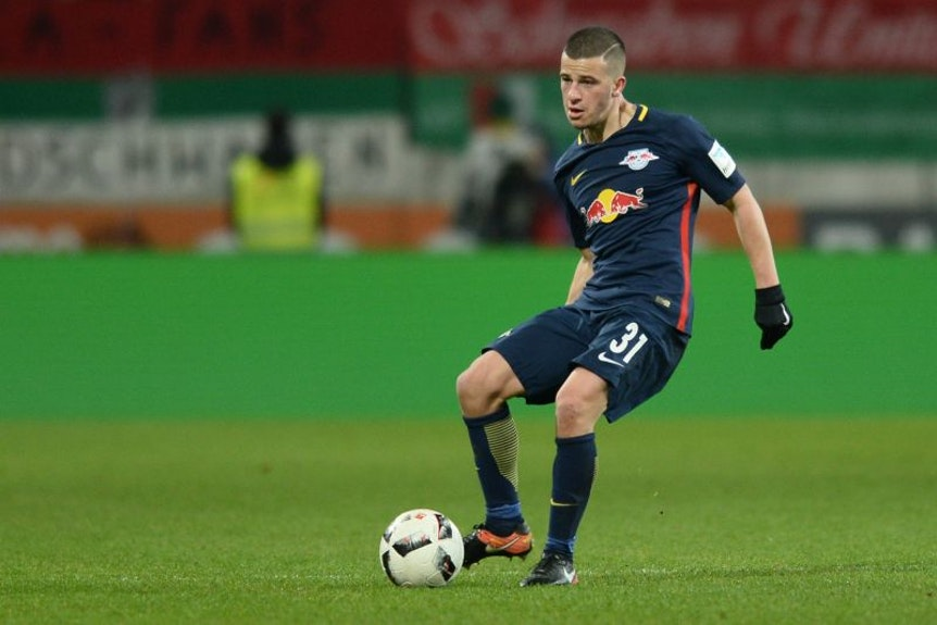 Diego Demme ist einer der Dauerbrenner unter Ralph Hasenhüttl im Mittelfeld bei RB Leipzig.