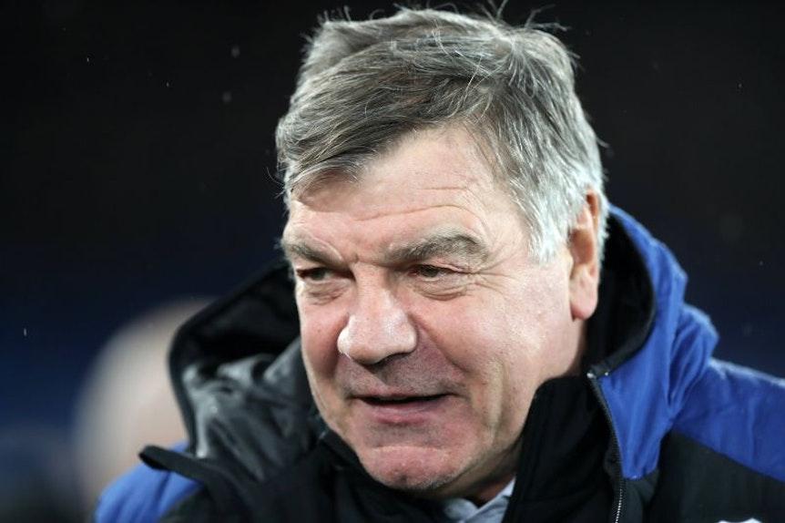Sam Allardyce vom FC Everton ist nicht zufrieden mit dem Wechsel von Ademola Lookman zu RB Leipzig.