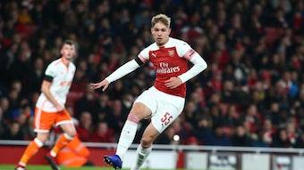 Britisches Toptalent: Emile Smith Rowe soll vom FC Arsenal ausgeliehen werden