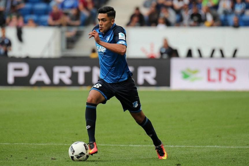 Interessant für RB Leipzig: Nadiem Amiri