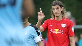 Atinc Nukan meldet sich bei RB Leipzig zurück, hat aber kaum Perspektiven im Klub.