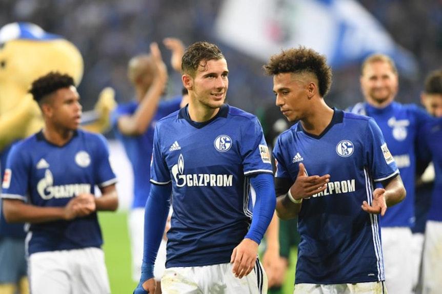Leon Goretzka und Thilo Kehrer spielen beide nicht mehr beim FC Schalke. Ralf Rangnick hätte wohl beide bei RB Leipzig mit Kusshand genommen.