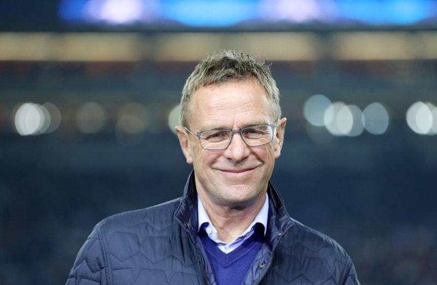 RB-Leipzig-Sportdirektor Ralf Rangnick.