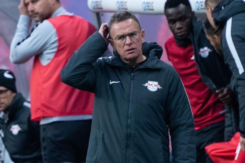 Gegen den VfL Wolfsburg wird sich Ralf Rangnick etwas einfallen lassen müssen.
