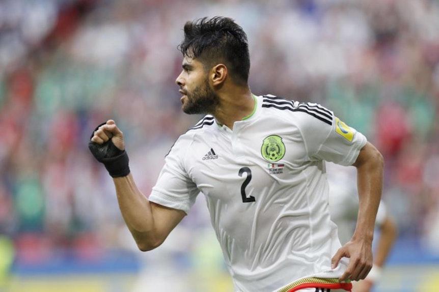 Befindet sich Nestor Araujo im Vollsprint Richtung Bundesliga und RB Leipzig?