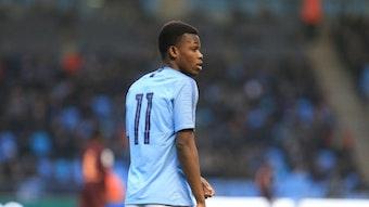 Kehrt Rabbi Matondo schon früh Manchester City den Rücken zu?
