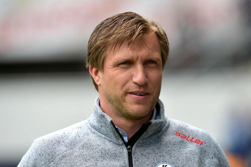 Markus Krösche: Bundesligaaufstieg mit dem SC Paderborn und demnächst in sportlicher Verantwortung bei RB Leipzig? (imago images / pmk)