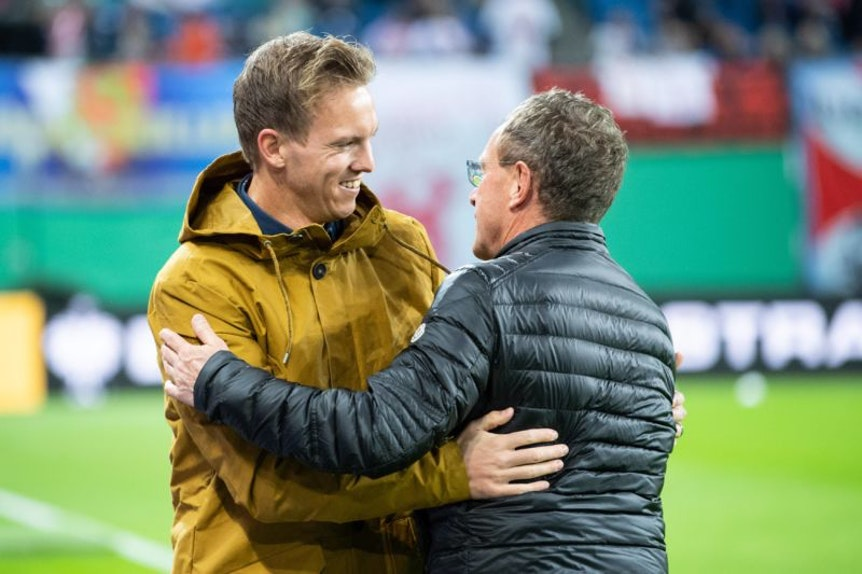 """""""Der Trainer ist der Chef in der Kabine"""": Ralf Rangnick über die Zusammenarbeit mit Julian Nagelsmann"""