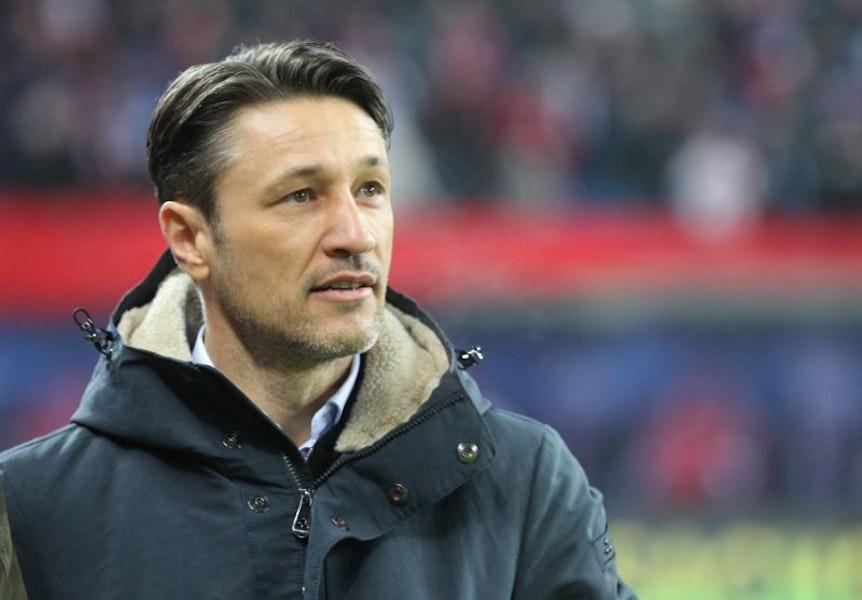 Niko Kovac kann gegen RB Leipzig vielleicht wieder auf David Abraham zurückgreifen, muss aber eventuell dafür auf Omer Mascarell verzichten.