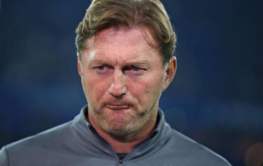 Rotation, Belastungssteuerung, permanente englische Wochen. Ralph Hasenhüttl hat bei RB Leipzig das volle Fußballprogramm.