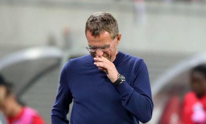 Ralf Rangnick bleibt dabei, dass die Rotation bei RB Leipzig die richtige Entscheidung ist.