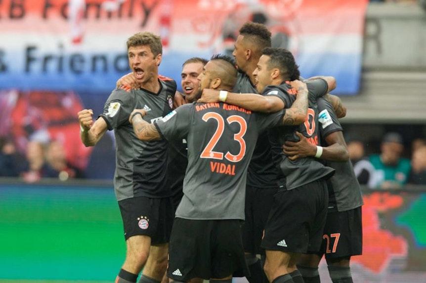 Bei Bayern München wird es wohl auch künftig mehr zu jubeln geben als bei RB Leipzig.
