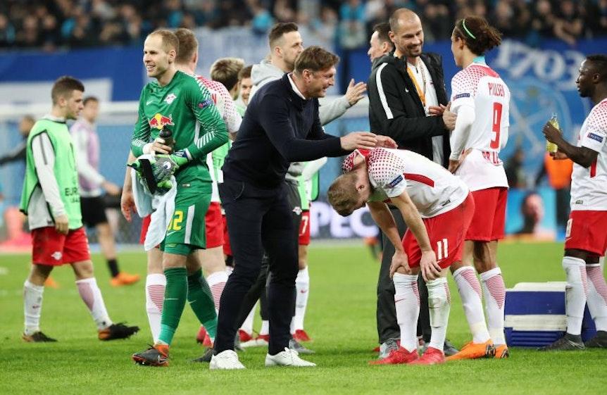 Trost für Timo Werner: Ralph Hasenhüttl