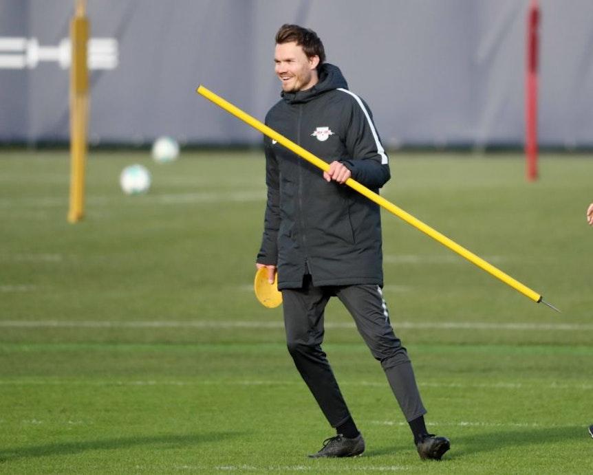 Bei RB Leipzig war Danny Röhl lange Co-Trainer. Jetzt wechselt er zum FC Bayern.
