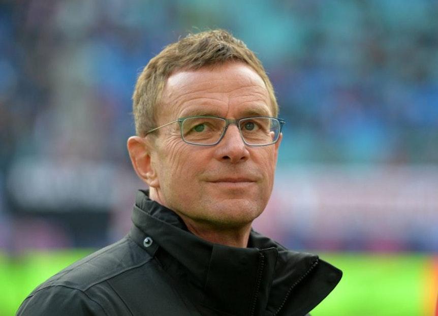 Talente mit Champions-League-Potenzial im Blick: Ralf Rangnick