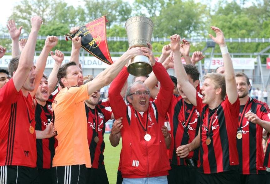 Die Sportfreunde Dorfmerkingen freuen sich im DFB-Pokal auf RB Leipzig.