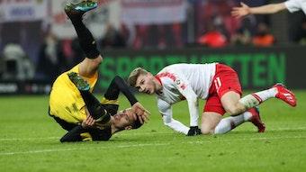 Timo Werner soll für Borussia Dortmund gar nicht so interessant sein.