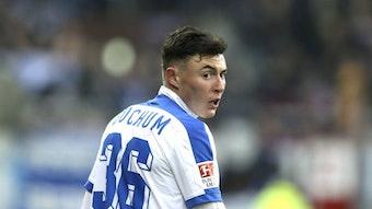 Nils Quaschner muss das Trikot des VfL Bochum schon wieder ablegen.