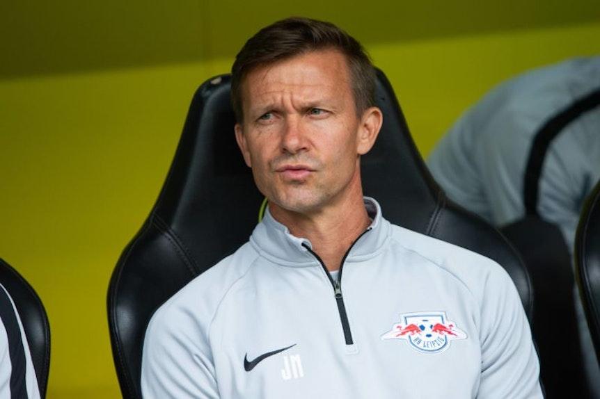 Jesse Marsch steht offenbar vor einem Wechsel zum FC Red Bull Salzburg.