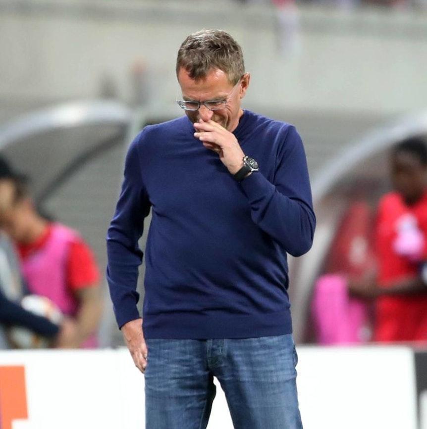 RB-Coach Ralf Rangnick.