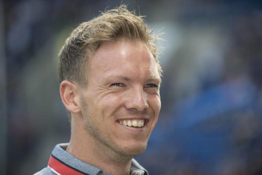 Julian Nagelsmann wird ab 2019 RB Leipzig trainieren.