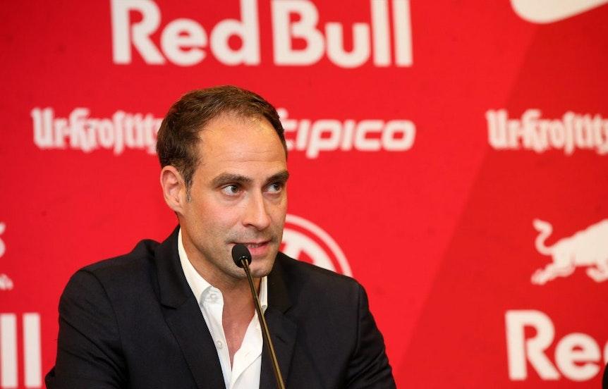 Oliver Mintzlaff, Geschäftsführer von RB Leipzig.