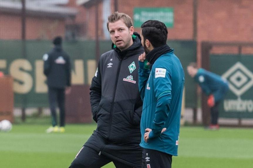 Florian Kohfeldt wird wohl auch gegen RB Leipzig auf Nuri Sahin verzichten.