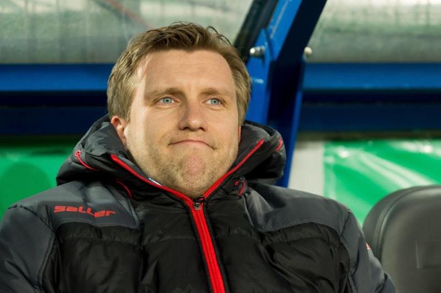 Markus Krösche kann auf dem aktuellen Markt frei auswählen. Auch bei RB Leipzig soll er ein Kandidat sein.