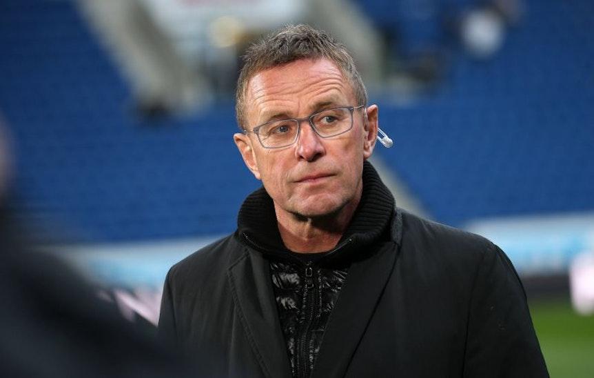 Ralf Rangnick muss bei RB Leipzig bis zum Schließen des Transferfensters hart arbeiten.