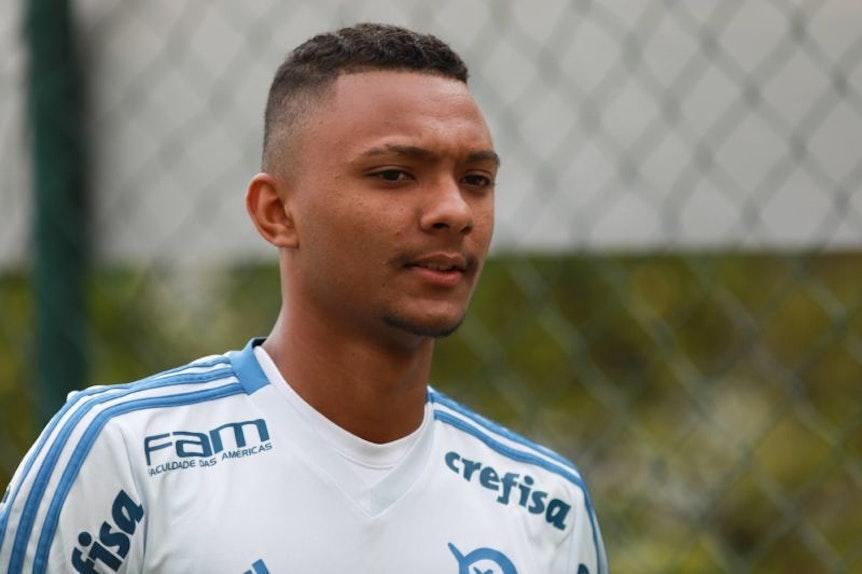 Bei den Verhandlungen von RB Leipzig mit Palmeiras bezüglich Luan Candido fehlen angeblich nur noch Details.