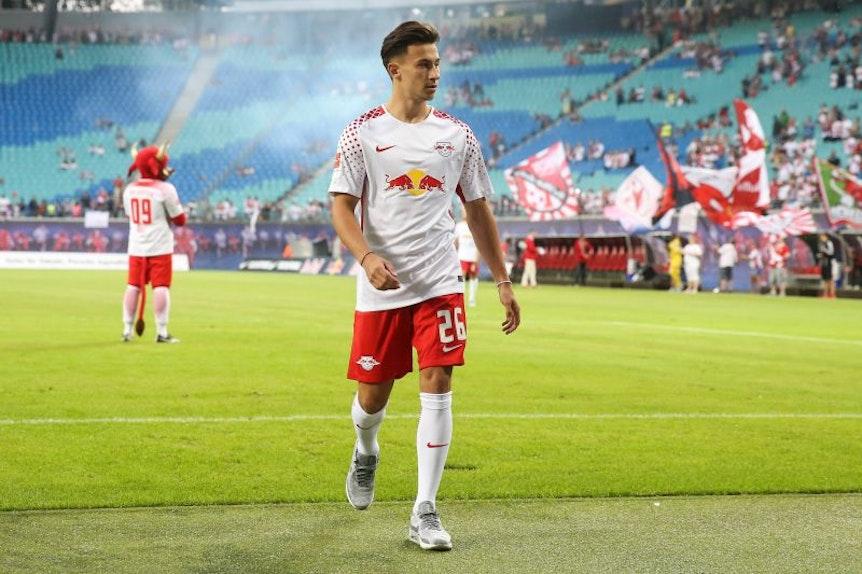 Einst eines der hoffnungsvollsten Talente von RB Leipzig, inzwischen schon zu Ajax Amsterdam weitergezogen: Nicolas Kühn.