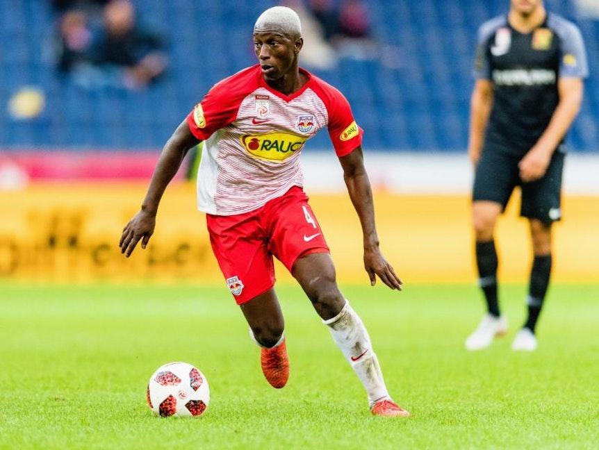 Amadou Haidara ist Wunschspieler bei RB Leipzig. Der Wechsel soll aber immer noch nicht fix sein.