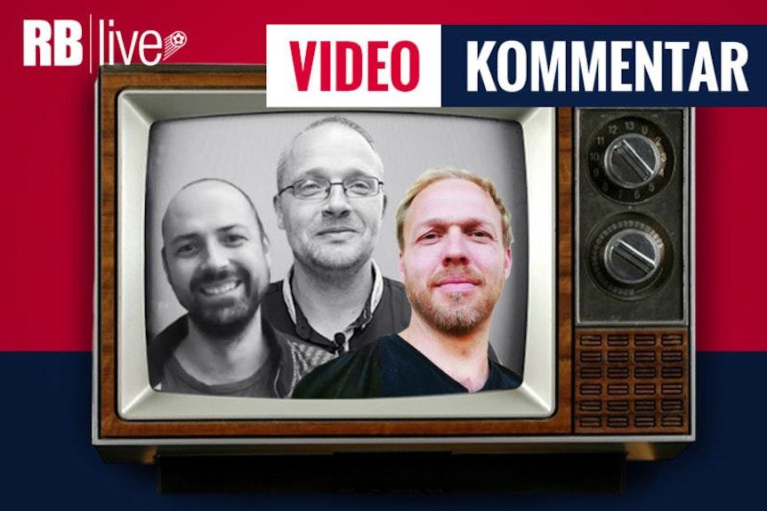 Im RBlive-Videokommentar bewertet Martin Henkel den kommenden Spieltag bei RB Leipzig (Bild: RBlive).