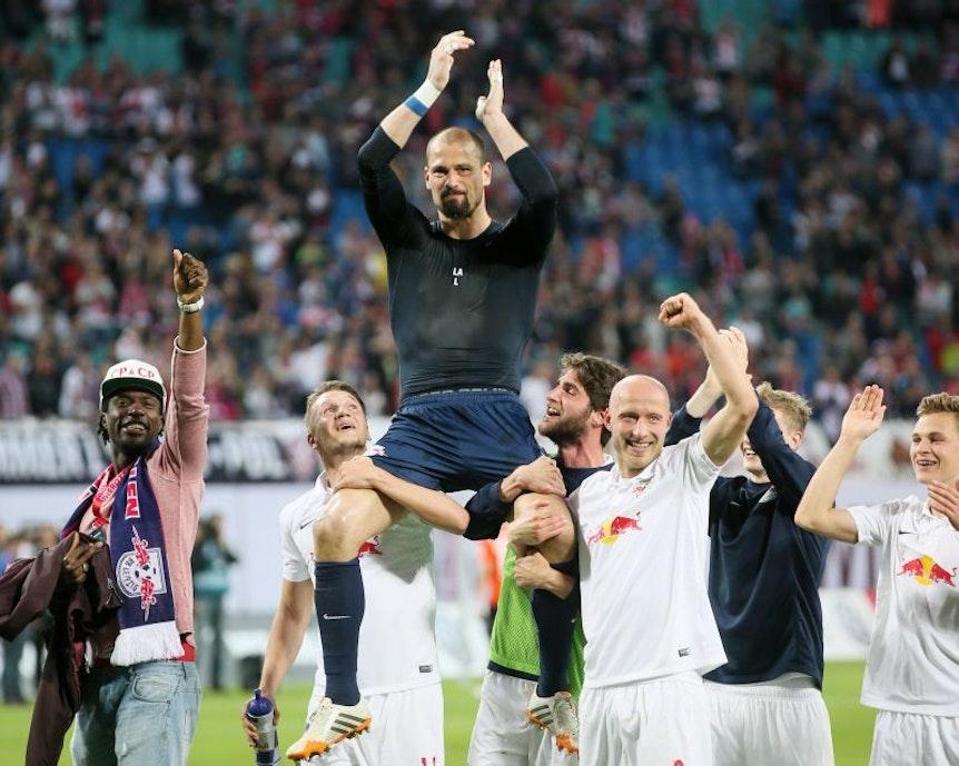 Fabio Coltorti: Einst nach seinem Tor gegen Darmstadt auf den Schultern durchs Stadion getragen.