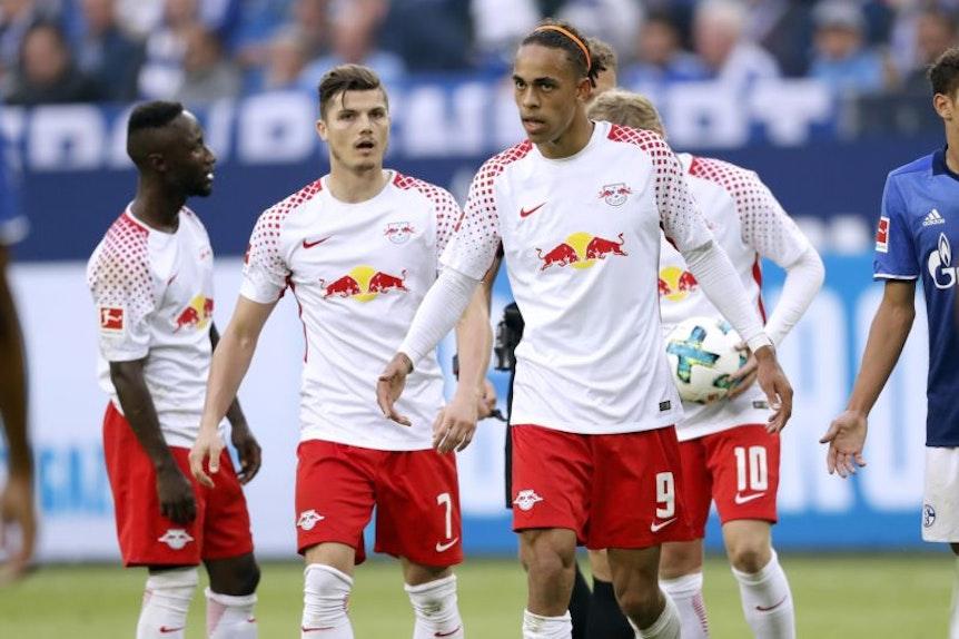 Yussuf Poulsen und Marcel Sabitzer sollen bei RB Leipzig verlängern.