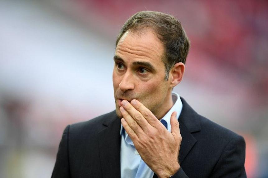 RB Leipzigs Geschäftsführer Oliver Mintzlaff