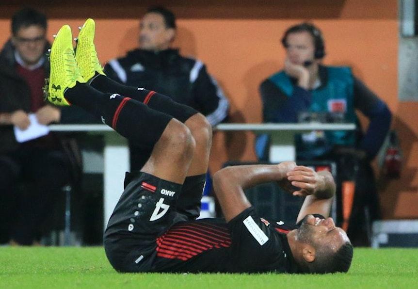 Bayer Leverkusen und Jonathan Tah sind in der Bundesliga kein hilfloser Käfer mehr, sondern wollen RB Leipzig auf den Topplätzen Konkurrenz machen.