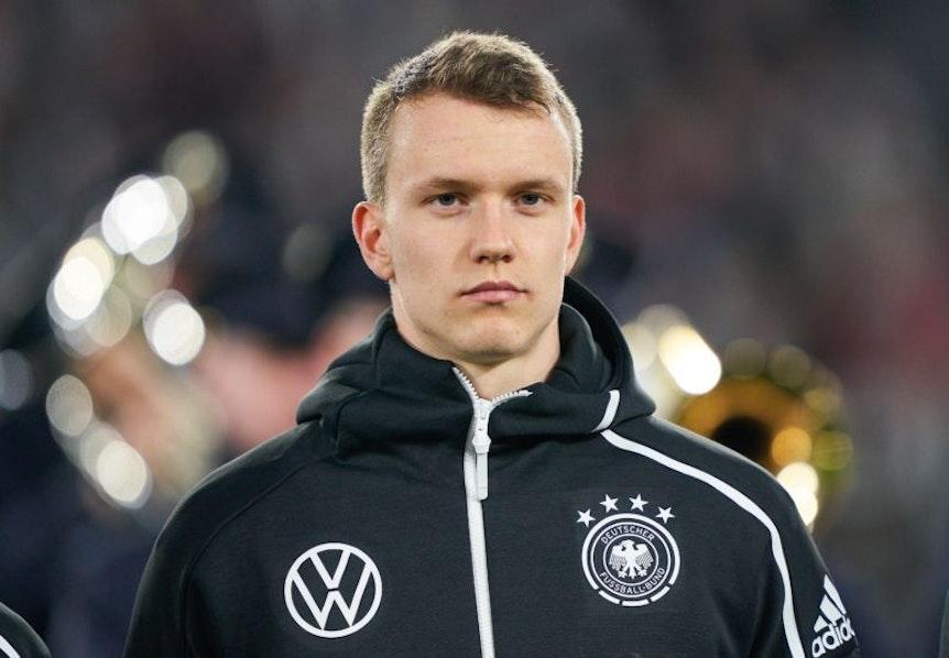 Lukas Klostermann könnte im Sommer gleich für zwei deutsche Nationalmannschaften antreten.