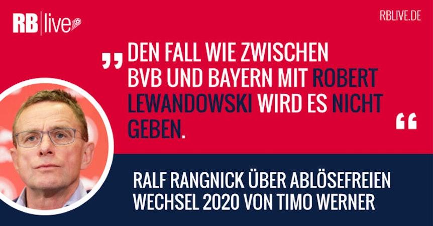 Zitat Ralf Rangnick