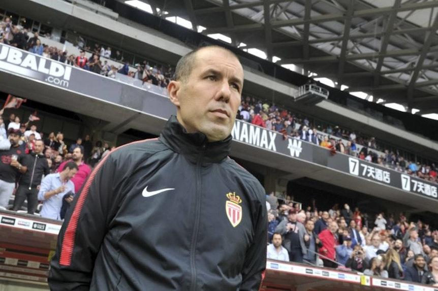 Leonardo Jardim, Trainer beim AS Monaco, muss sich vor dem Spiel bei RB Leipzig ein paar Gedanken mehr machen.