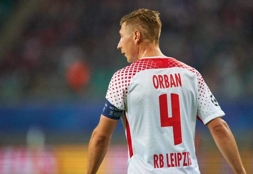 Willi Orban bleibt der erste Kapitän bei RB Leipzig. Demme und Kampl teilen sich den Vizekapitän.