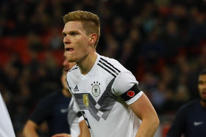 Nationalspieler Marcel Halstenberg soll RB Leipzig erhalten bleiben.