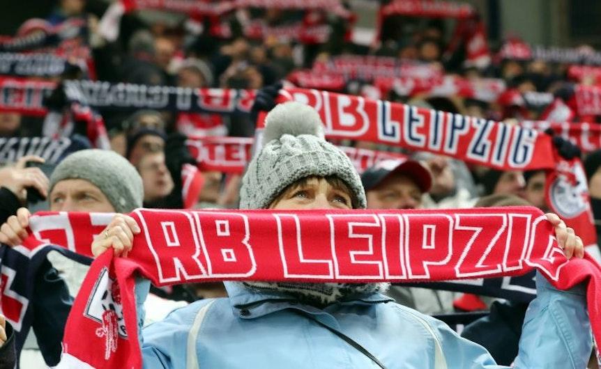 Die Red Bull Arena wird beim Spiel von RB Leipzig gegen Olympique Marseille besser gefüllt sein als zuletzt gegen St. Petersburg, aber auch nicht ganz voll.