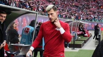 """""""Wichtig für mich, dass ich meine Möglichkeiten irgendwann mal bekomme"""": Marius Müller"""
