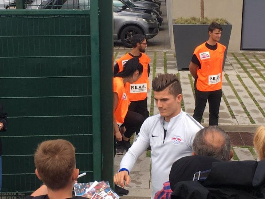 Marcel Sabitzer ist wieder da – Naby Keita fehlt bei RB Leipzig.