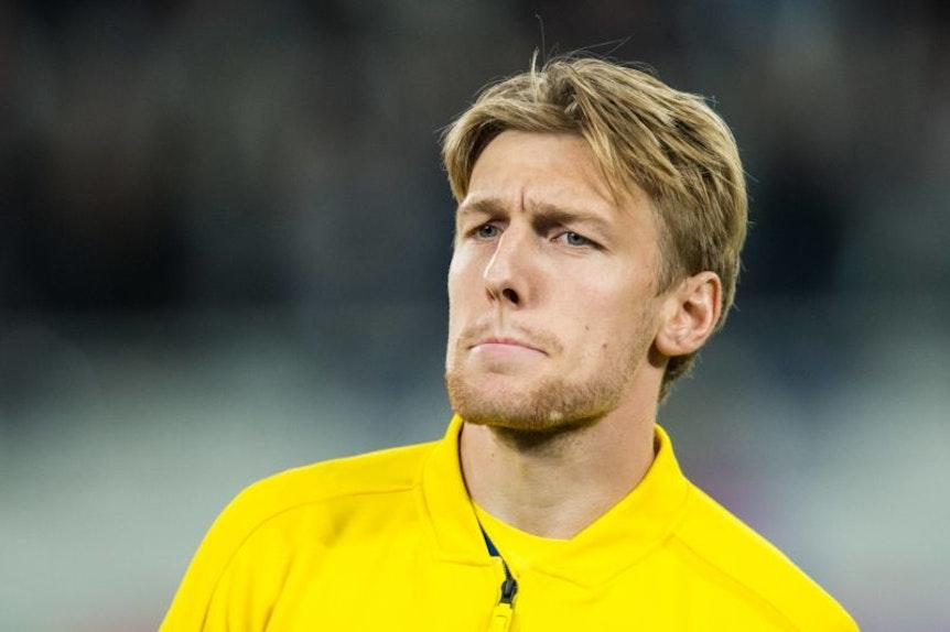 Sorgenkind bei RB Leipzig: Emil Forsberg