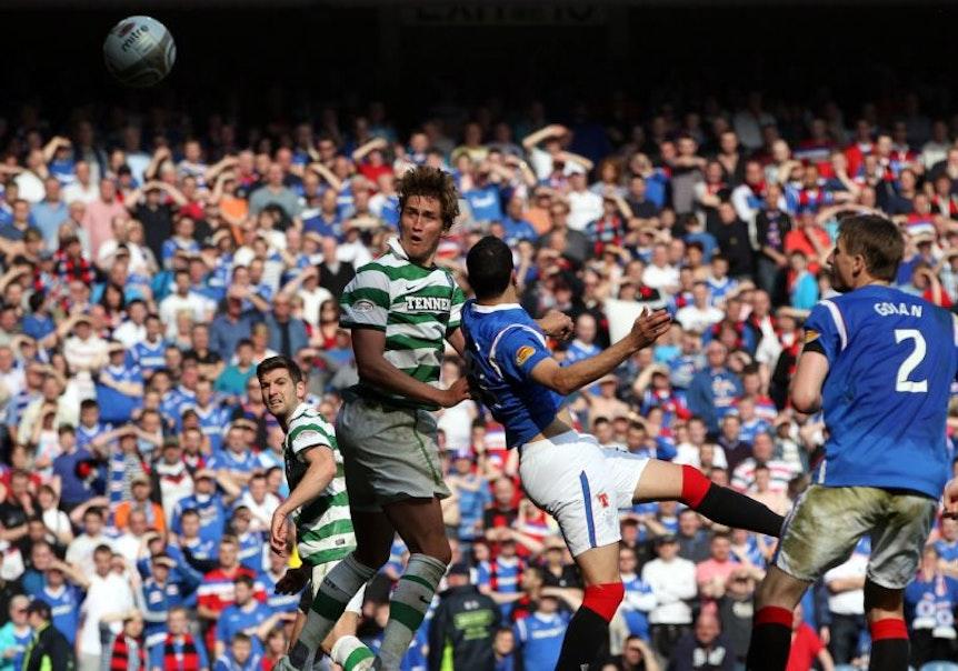 Der letzte Ligasieg der Rangers war 2012