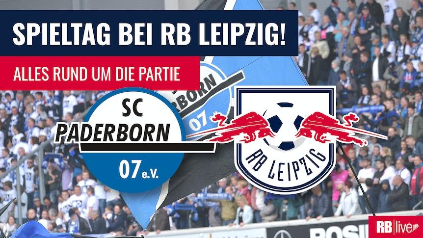Der SC Paderborn empfängt RB Leipzig.