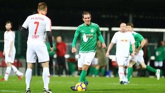 Für den guten Zweck in Leipzig am Ball: Philipp Lahm.