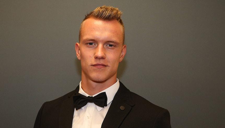 Lukas Klostermann (RB Leipzig) engagiert sich für einen guten Zweck.